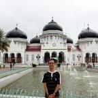 Menapaki Jejak Tsunami di Banda Aceh