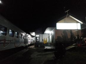 Sepanjang Jalan KeretaMalam