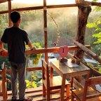 Watu Lumbung: Sensasi Baru Nikmati Wedangan