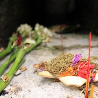 Peranti berdoa di Candi Sukuh
