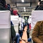 Kereta Api Serayu, 16 April 2017: Kenikmatan Perjalanan di Atas Gerbong Ekonomi