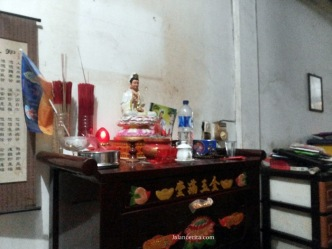 Altar pedupaan