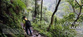 Gunung Salak: Perjalanan yang TakSampai