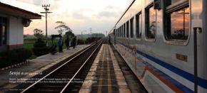 Ekspedisi Kereta Api Bengawan: Melintasi 4 Provinsi dengan TarifMerakyat