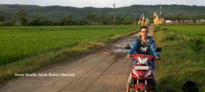 Mudik 2014: Menempuh 880 Kilometer, 32 jam Perjalanan Naik SepedaMotor