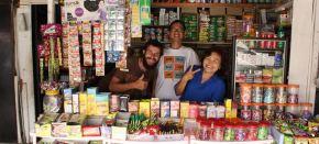 Sumatra Overland Journey  (7) | Ketika Kami Diselamatkan oleh KeluargaPolisi