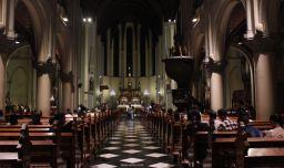 Kawan, Sesekali Singgahlah ke Katedral