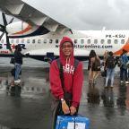 Pengalaman Pertama dan Terakhir Terbang Bersama Kalstar