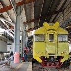 Perjalanan Seru Naik Kereta Api Batara Kresna