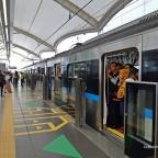"""Mencicip Bagaimana Rasanya Naik """"Ratangga"""", MRT Jakarta"""