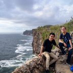 Hadiah atas Kerja Keras Kami: Jalan-jalan ke Laut Bekah